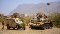 إعطاب دبابة للحوثيين شرق تعز وإحباط تسلل للجماعة في الصلو