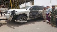 مقتل وإصابة 10 جنود إثر انفجار استهدف أحد القيادات العسكرية في عدن