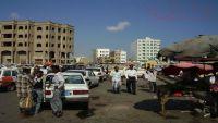 إصابة ستة أشخاص بينهم جندي بانفجار قنبلة يدوية في سوق شعبي بعدن