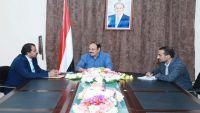 نائب الرئيس يدعو مشايخ صنعاء والبيضاءللحشد لمواجهة الحوثي وإنهاء الانقلاب