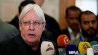غريفيث يقول إنه عقد لقاءات بناءة مع قيادة الحوثيين بصنعاء