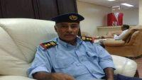 اغتيال رئيس الاستخبارات بمطار عدن الدولي