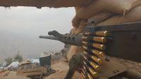 الجيش الوطني يحرر مواقع جديدة في كتاف بصعدة