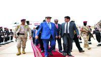 زيارة هادي إلى المهرة .. جدل مستمر واتهامات للسعودية بتكريس نفوذها بالمحافظة (تقرير)