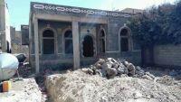 عناصر من مليشيا الحوثي تستولي على مبنى اتحاد الأدباء والكتاب في ذمار