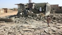 التحالف يقول إنّ غاراته استهدفت قاذفات صواريخ في محافظة صعدة