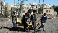 ارتفاع ضحايا الهجوم على حافلة في صعدة إلى 50 قتيلا