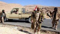 عصابة مسلحة تهاجم نقطة أمنية في مداخل مأرب ومقتل أحد المهاجمين