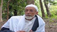 نجاة الشيخ عبدالله العديني من محاولة اغتيال بتعز