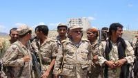 قيادة اللواء 22 ميكا بتعز تتهم كتائب أبي العباس بخلط الأوراق وإعاقة التحرير