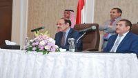 عقب لقاء هادي مع قيادات الحزب.. محسن يجدد دعوته للمؤتمر بالاصطفاف خلف الشرعية