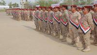 عرض عسكري في مأرب بمناسبة تخرج الدفعة الأولى لتأهيل الضباط (صور)