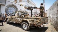 محور تعز يعلن تطهيره حي الجحملية والجمهوري ويدعو العناصر المسلحة إلى تسليم المختطفين