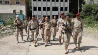 أين وصلت حملة الجيش الوطني لبسط السيطرة بتعز؟