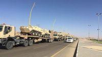 السعودية تدفع بتعزيزات عسكرية للمهرة وتجند مسلحين من خارج المحافظة