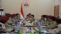 العقيلي من عدن: اقتربنا من الانتصار وقريبا سيكون اجتماعنا في صنعاء