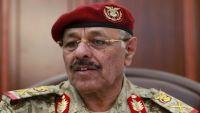 الأحمر يطلع على نتائج لقاءات رئيس الأركان بالقيادات العسكرية بعدن