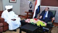 نائب الرئيس يثمن دور القوات المسلحة السودانية في اليمن