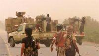 الجيش الوطني يقطع خط (الحديدة – صنعاء) ويسيطر على كيلو 16