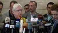 المبعوث الأممي يغادر صنعاء بعد لقاءات مع مسؤولين حوثيين
