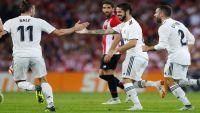 فوز لريال مدريد وسيتي يتعثر في ليلة سقوط رونالدو
