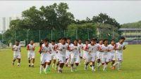 المنتخب الوطني يفشل في أولى مبارياته في كأس آسيا للناشئين
