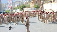 استعدادات متواصلة للاحتفال بالعيد الوطني لثورة 26 سبتمبر في تعز