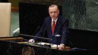 أردوغان بالأمم المتحدة: ندافع عن القدس ومنعنا هجوم إدلب