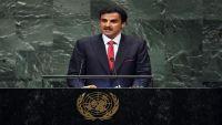 أمير قطر يدعو الأطراف اليمنية إلى المصالحة وإنهاء الصراع