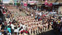 اليمنيون في ذكرى 26 سبتمبر يستمرون بالنضال لحماية ثورتهم