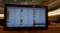 مجلس حقوق الإنسان يصوت لصالح تمديد عمل فريق الخبراء في اليمن
