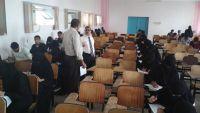نقابة هيئة التدريس بجامعة حضرموت تعلق الإضراب بعد اتفاقها مع المحافظ