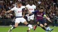 ميسي ينقذ برشلونة ونابولي يهزم ليفربول