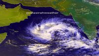 """دعوات للحيطة والحذر من إعصار """"لبان"""" الذي سيضرب سقطرى والسواحل الشرقية لليمن"""