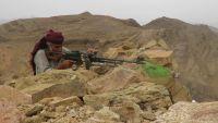 مقتل قيادي حوثي في هجوم مباغت للجيش الوطني بجبهة صرواح