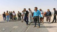 قوات الحزام الأمني تواصل منع أبناء المحافظات الشمالية من دخول عدن