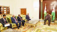 الرئيس الجيبوتي: اليمن يمر بمرحلة صعبة لكنه سيتجاوزها