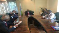 وزير الداخلية الجيبوتي: الرئيس وجه بمعاملة المواطن اليمني كمواطن جيبوتي