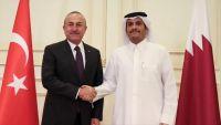الدوحة..وزيرا خارجية تركيا وقطر يؤكدان تعزيز العلاقات الثنائية