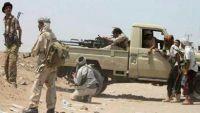 مقتل قيادي حوثي وإصابة أربعة في كمين للجيش بجبهة حمك غربي الضالع
