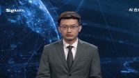 """مفاجأة.. """"روبوت"""" يقدم نشرة أخبار في الصين"""
