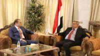 الشدادي يعلن قرب انعقاد جلسات البرلمان في عدن