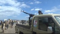 تقدم جديد لقوات الجيش بجبهة دمت شمالي الضالع