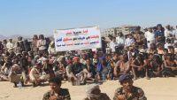 شبوة.. احتجاج شعبي يتصاعد ضد التواجد الإماراتي (تقرير)