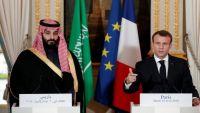 ماكرون سيجتمع بولي العهد السعودي على هامش قمة العشرين