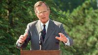 وفاة الرئيس الأمريكي الأسبق بوش عن 94 عامًا