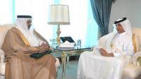 أمير قطر يتلقى دعوة سعودية لحضور القمة الخليجية