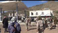 تجدد المواجهات بين الجيش الوطني ومليشيا الحوثي في جبهة دمت