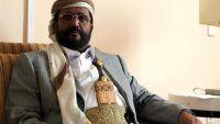 سلطان العرداة: نفط مأرب موقف الانتاج بسبب تعطل منافذ التصدير
