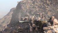 10 قتلى وجرحى حوثيين بقصف مدفعي للجيش الوطني في صرواح